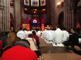 Mittagsgebet im Basler Münster