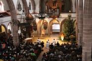 Mittagsgebet in der Peterskirche