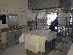 Umbauarbeiten in der Küche